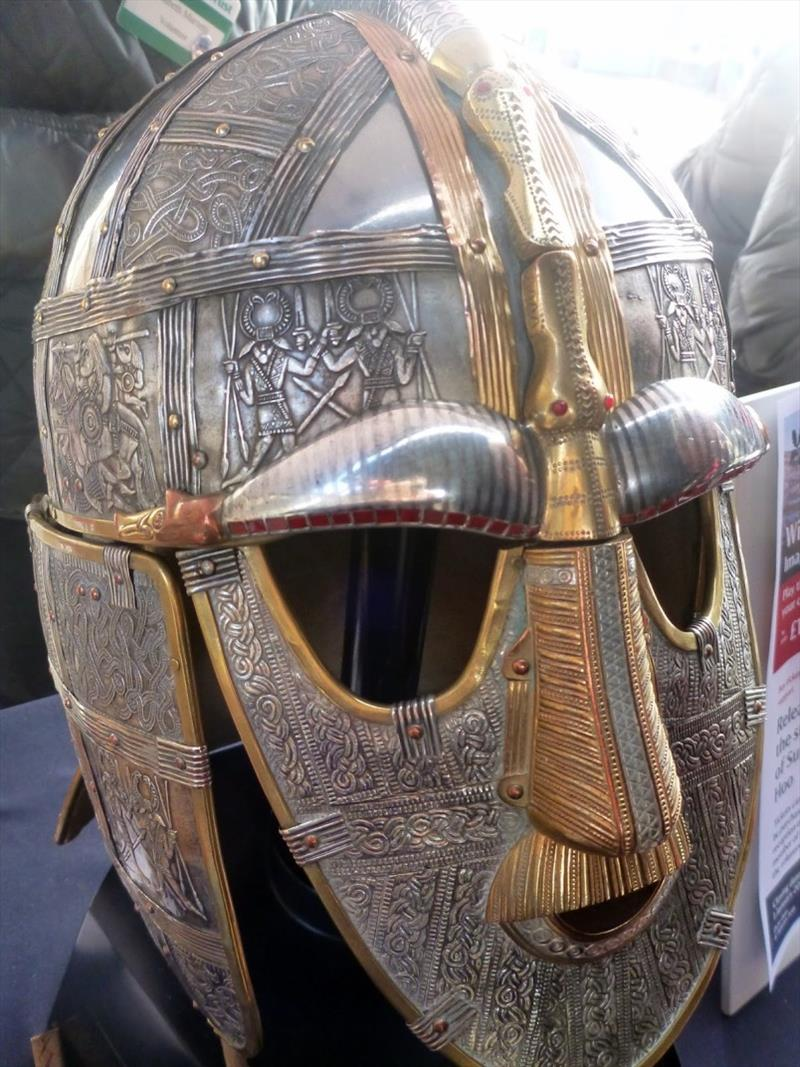 Sutton Hoo - photo © SV Taipan