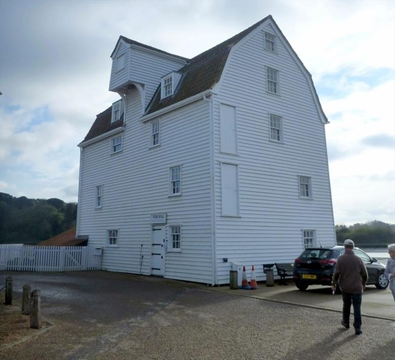 Woodbridge Tide Mill - photo © SV Taipan