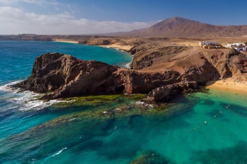 Rallye des Iles du Soleil - La Palma to Marie-Galante - photo © Veronique Largeau