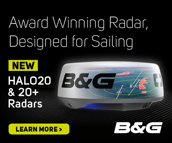 B&G 2019 Halo 20 600x500