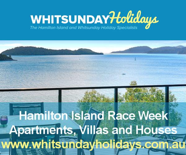 Whitsunday Holidays 2018 MPU