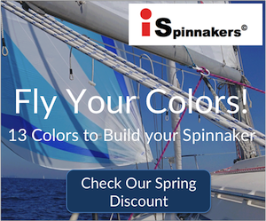 iSails 2020 - Spinnaker Spring Discount - MPU