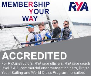 RYA Membership - Accredited 2017