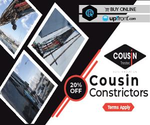 upffront 2018 Cousin Constrictors 20% Off 300x250