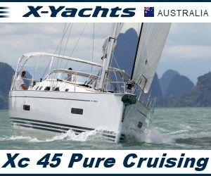 X-Yachts Xc45 300x250