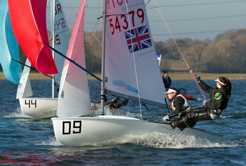 420 End of Season Championship at Grafham Water Sailing Club