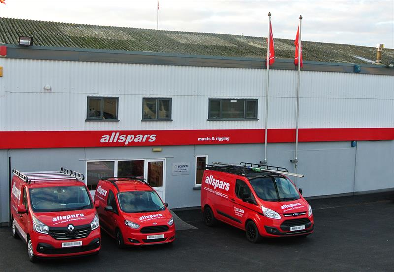 The Allspars offices in Plymouth - photo © Allspars