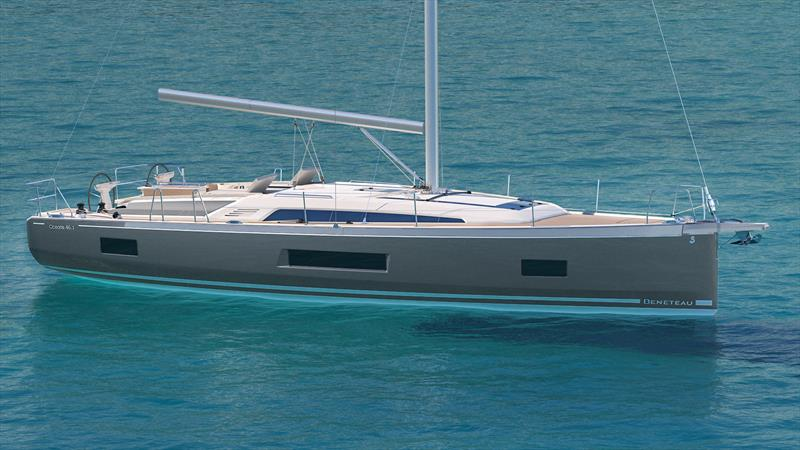 New Oceanis 46.1 to premiere at Sydney International Boat Show this August - photo © Beneteau