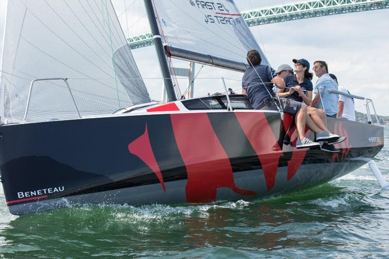 The First 24  - photo © Beneteau