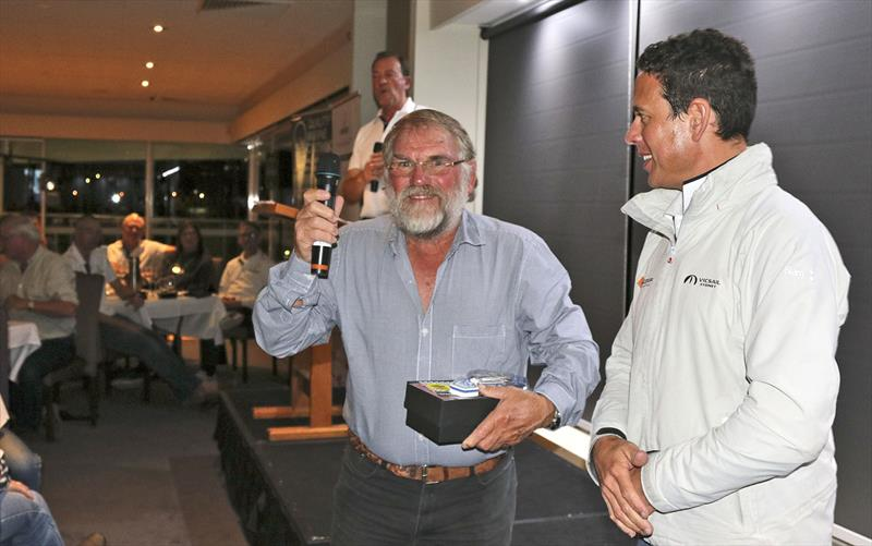 Bob Swan is a tremendous character and loves coming to both Beneteau Cups each year. - photo © John Curnow