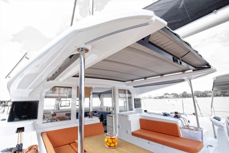 The new EXCESS 12 will be launched at Cannes Yachting Festival - photo © Saltwater Stone