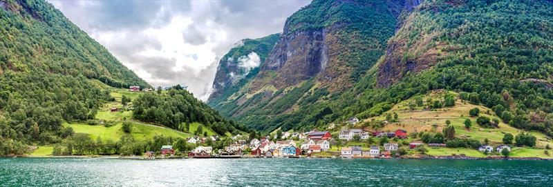Sognefjord landscape - photo © The Cruise Village