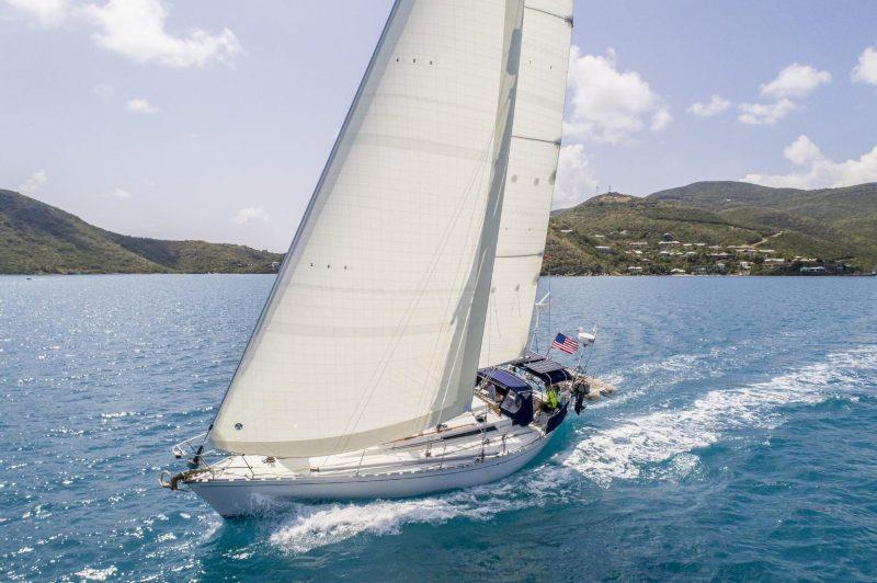 North Sails 3Di NORDAC claims SAIL Pittman Innovation Award for cruising gear - photo © Amory Ross