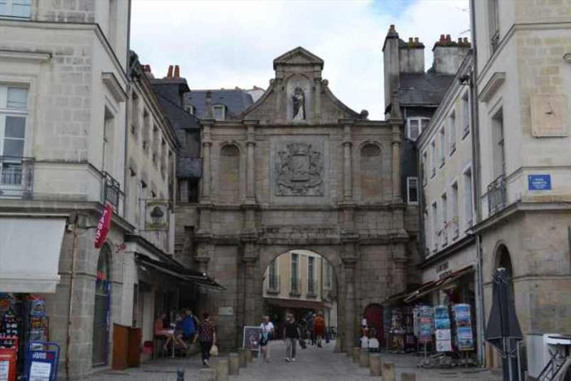 Cathedral Saint-Pierre de Vannes - photo © SV Red Roo