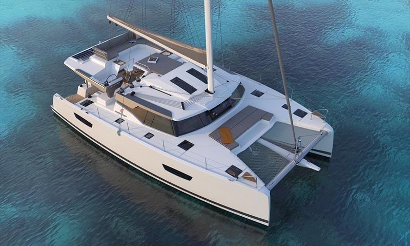 Fountaine Pajot new 45 - photo © Multihull Solutions
