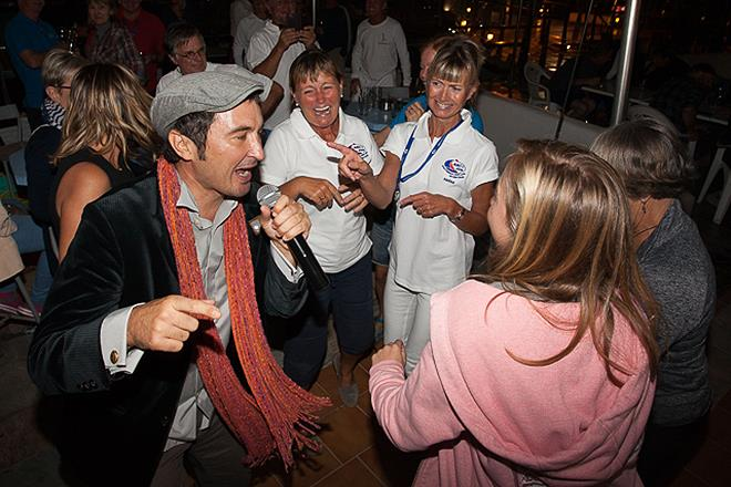 2018 ARC  - Welcome Party - photo © World Cruising