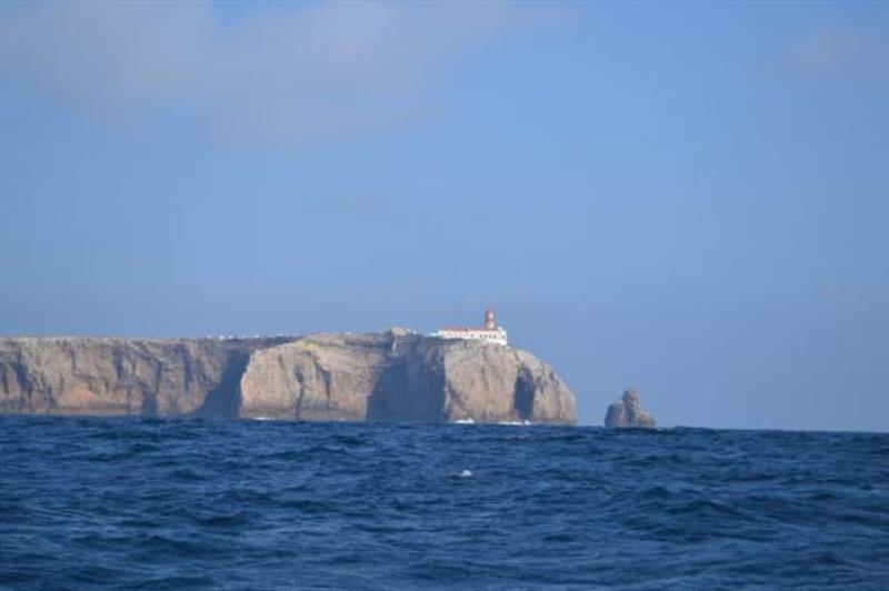 Cape St Vincent - photo © SV Red Roo