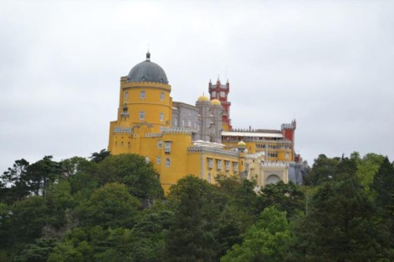 Pena Palace - Sintra - photo © SV Red Roo
