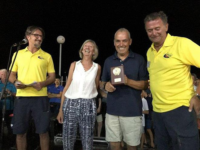 2018 ARC  - Prize Giving - Milla 1st Class A - photo © World Cruising