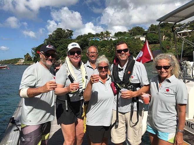 2018 ARC plus St. Vincent - Dobro Dani - photo © World Cruising