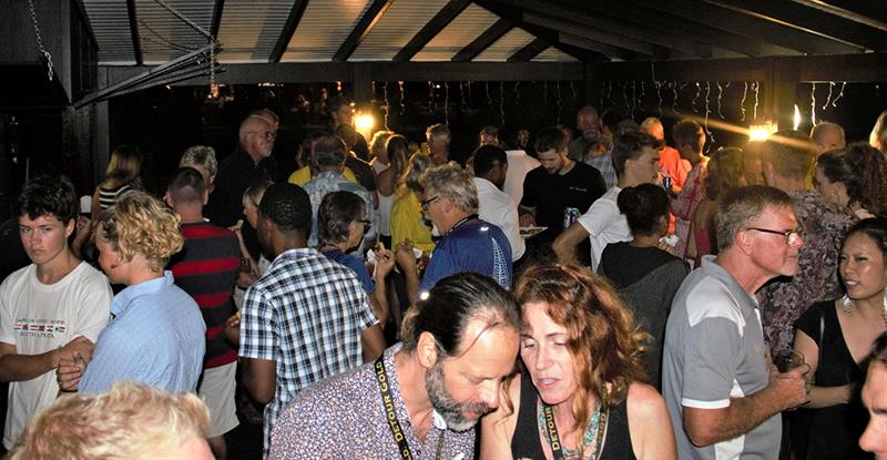 World ARC 2019-20 - Party crowd photo copyright World Cruising taken at  and featuring the Cruising Yacht class