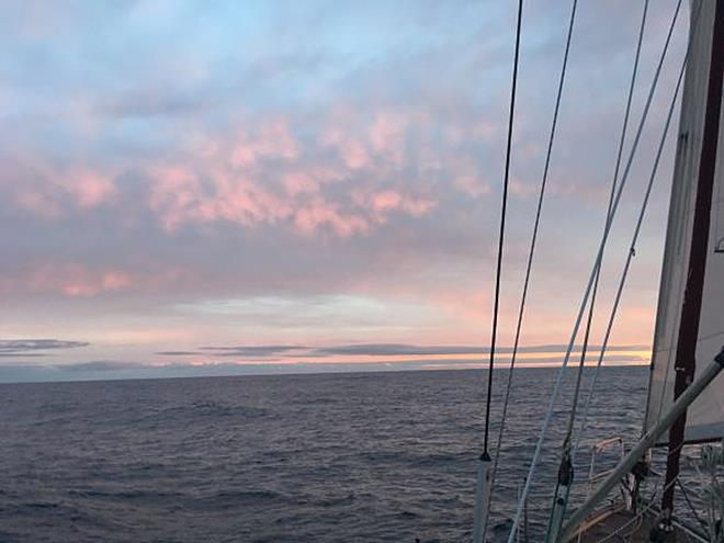 S/V Nereida sails around the world - photo © Jeanne Socrates