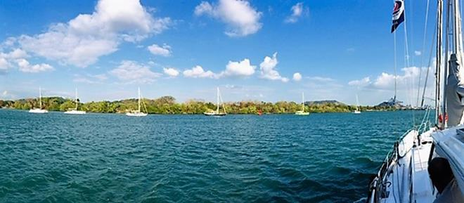 World ARC 2019-20 - Gatun Lake - photo © World Cruising