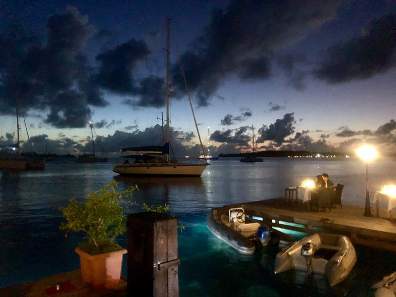 Word ARC 2019-20 - Bora Bora Yacht Club photo copyright World Cruising taken at  and featuring the Cruising Yacht class
