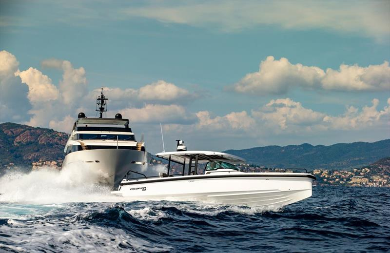 Eyachts are changing the day boat game at Sydney Boat Show 2019 photo copyright Eyachts taken at  and featuring the Cruising Yacht class