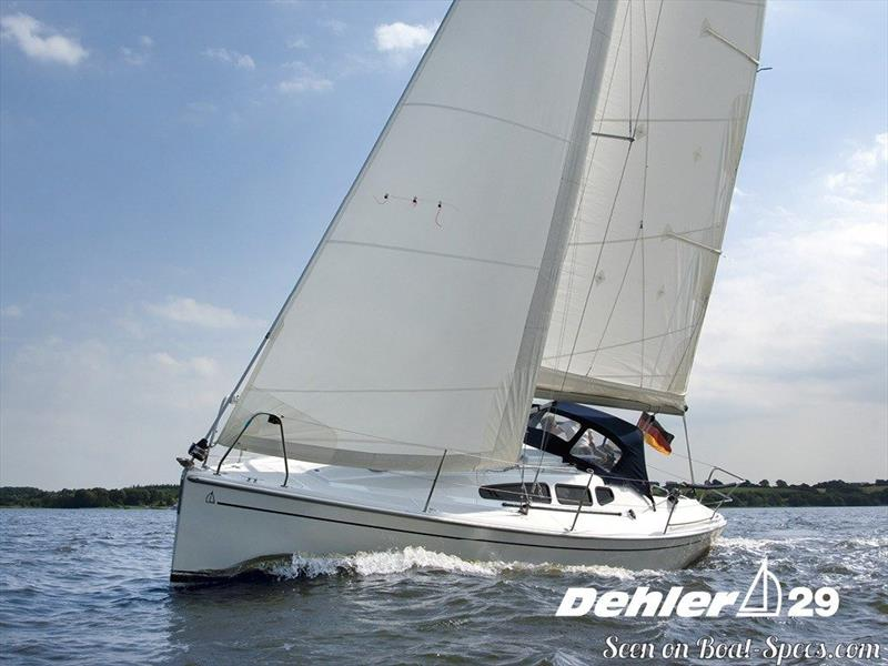 Dehler 29 Cruiser/Racer photo copyright Dehler taken at  and featuring the Cruising Yacht class