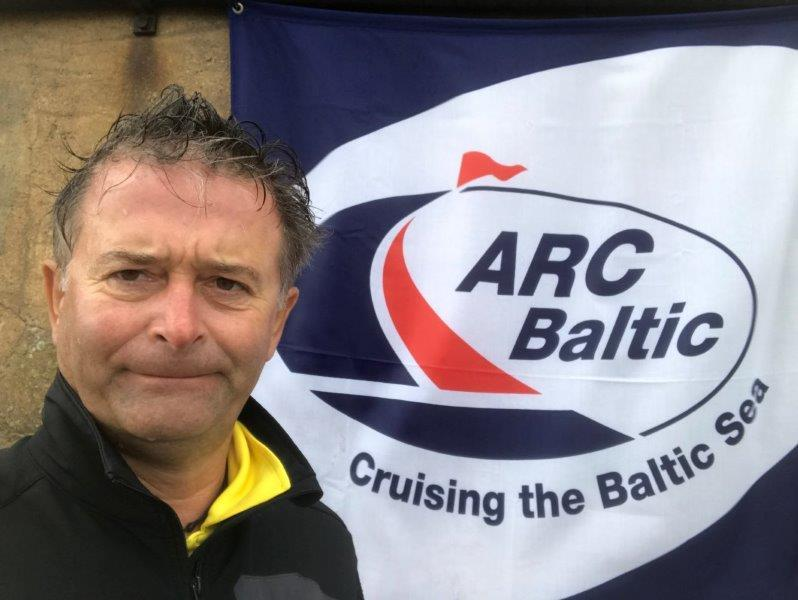 2019 ARC Baltic - Mark Rain photo copyright World Cruising taken at  and featuring the Cruising Yacht class