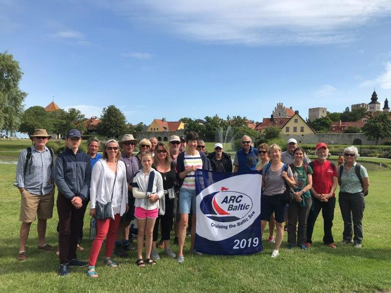 2019 ARC Baltic - Visby Tour photo copyright World Cruising taken at  and featuring the Cruising Yacht class