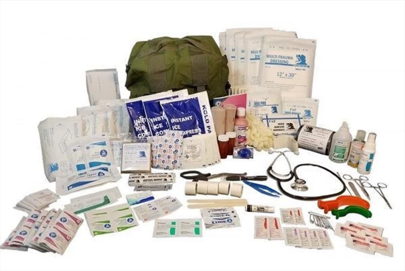 SHTF first aid kit - photo © Rob Murray
