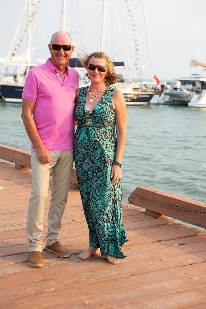 After the OCC Suzie Too Rally's finale in Central America, Suzanne and David Chappell head north to Mexico and the US. photo copyright Suzanne Chappell  taken at  and featuring the Cruising Yacht class