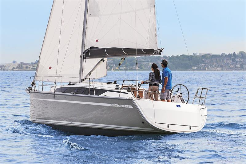 Bavaria Cruiser 34 photo copyright Bavaria Yachts taken at  and featuring the Cruising Yacht class