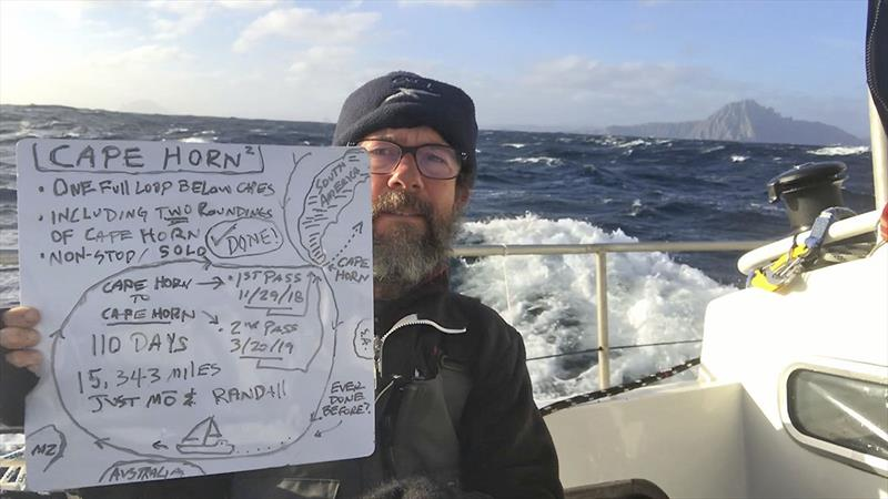The diagram says it all!!! photo copyright Randall Reeves taken at  and featuring the Cruising Yacht class