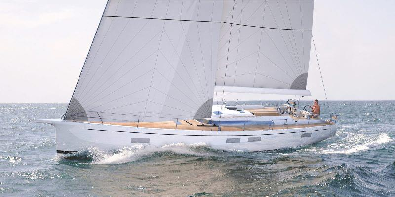 Hylas Yachts partners with North Sails as preferred supplier photo copyright North Sails taken at  and featuring the Cruising Yacht class