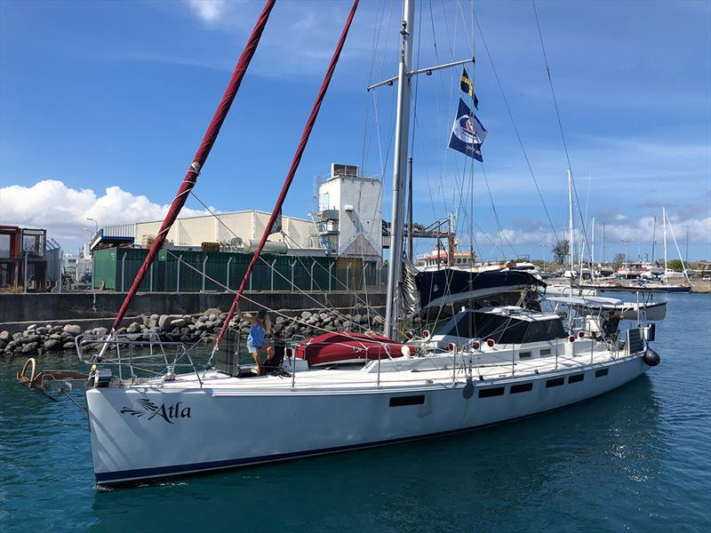 World ARC 2019-20 Leg 14  photo copyright World Cruising taken at  and featuring the Cruising Yacht class