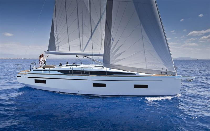 Bavaria C42 photo copyright Bavaria Yachts taken at  and featuring the Cruising Yacht class