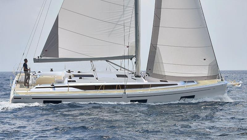 Bavaria C42 - photo © Bavaria Yachts