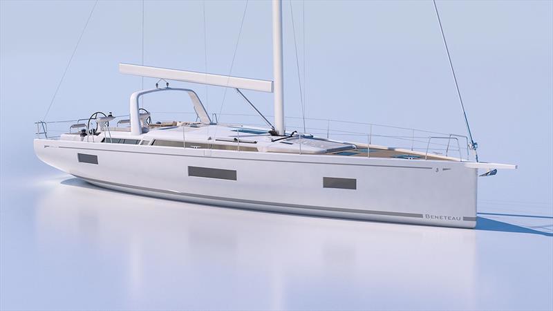 Oceanis Yacht 54 - photo © Beneteau