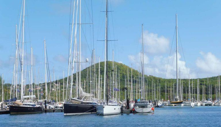 Marin Marina, Martinique photo copyright Chris Doyle taken at  and featuring the Cruising Yacht class