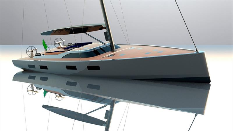 Solaris 80RS  photo copyright Solaris Yachts taken at  and featuring the Cruising Yacht class