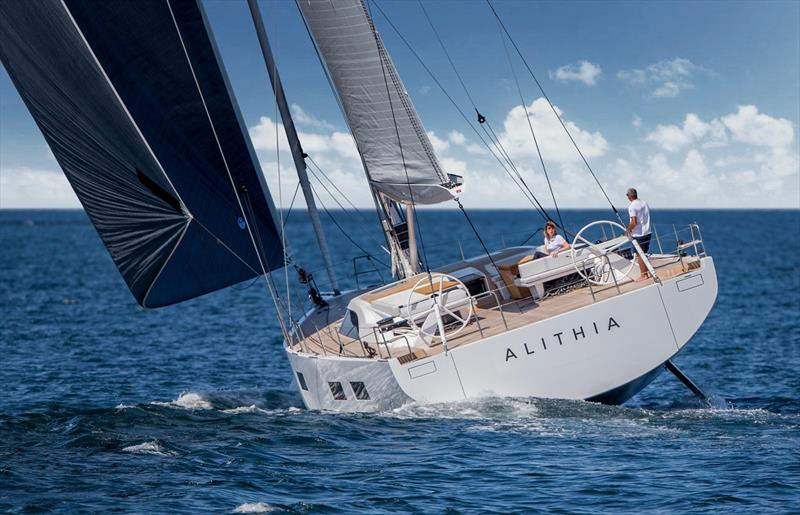 Solaris 80RS Altihia photo copyright Solaris Yachts taken at  and featuring the Cruising Yacht class