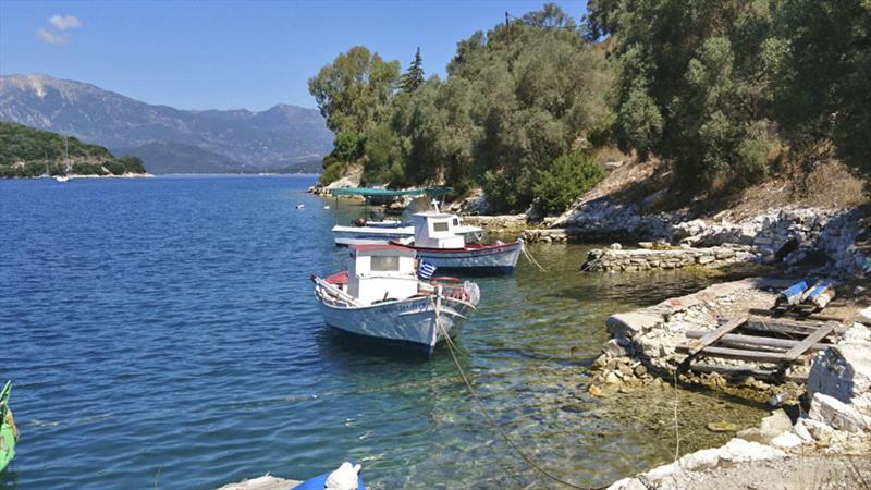 Magical Greece. - photo © Robin Lamb