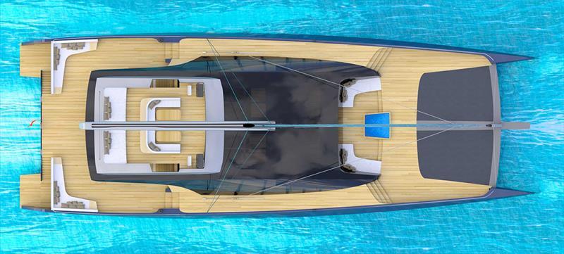 Sunreef MM 460 CAT - photo © Sunreef Yachts