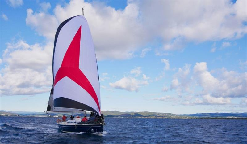Code C sails photo copyright Rolly Tasker Sails taken at  and featuring the Cruising Yacht class