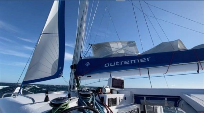 Outremer catamarans are in a class of their own. photo copyright Jimmy Cornell taken at  and featuring the Cruising Yacht class