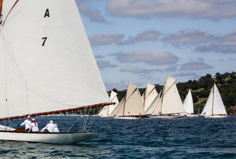 Saturday Regatta Race photo copyright Ivor Wilkins taken at  and featuring the Cruising Yacht class