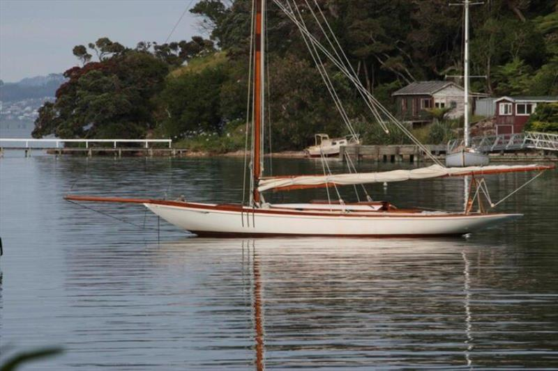 Ngatira photo copyright Stephen Horsley taken at  and featuring the Cruising Yacht class